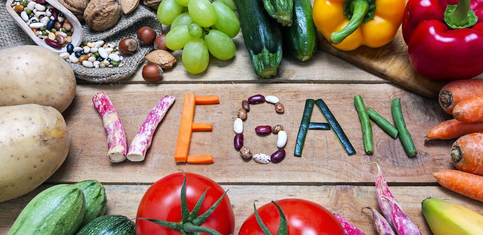 Régime végétalien & vegan